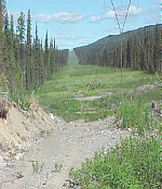 2001 transmission line to the Kemess mine
