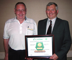 2003 Merle Railton - Placer Mining Citation