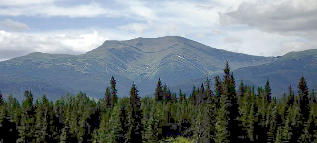 Bullmoose Mountain
