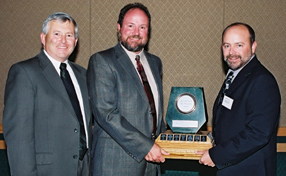 Kevin Roach -  Jake McDonald Mine Reclamation Award