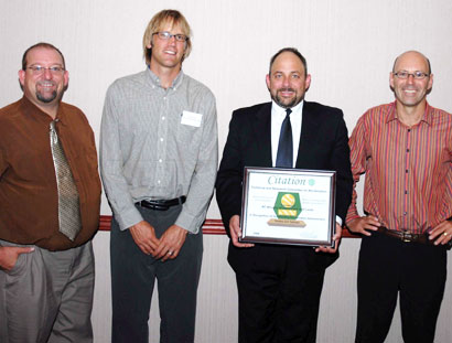2008 Citation for Outstanding Achievement in Mine Reclamation
