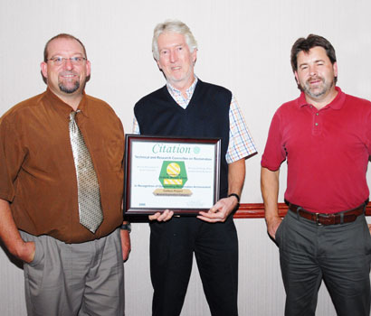 2009 British Columbia Mineral Mine Reclamation Award