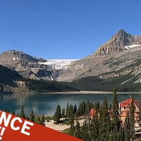 Lake Louise, Alberta: host to TRCR Symposium and Mine Closure 2011