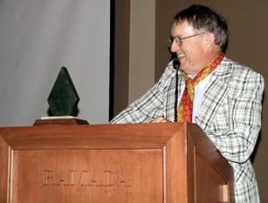 2005 John with Jade Keeper Trophy