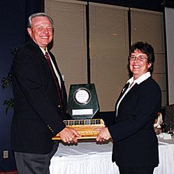2007 Jake McDonald trophy