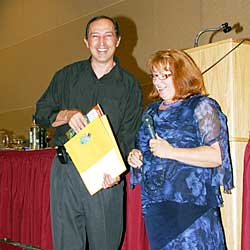 Rodolfo Souza  - 2008 Book Award
