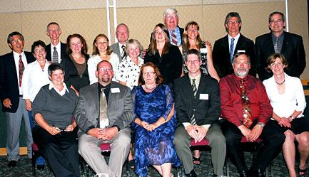 2008 TRCR Members