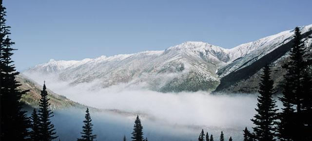 Northern Rocky Mountains Muskwa Kechika Wilderness British Columbia