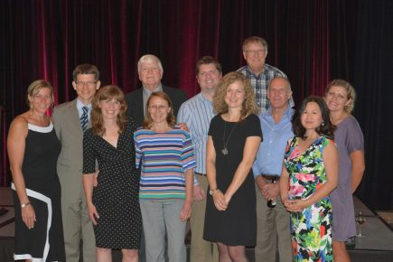 TRCR Committee and Alumni