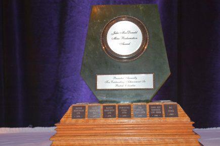 Jade Jack McDonald Award