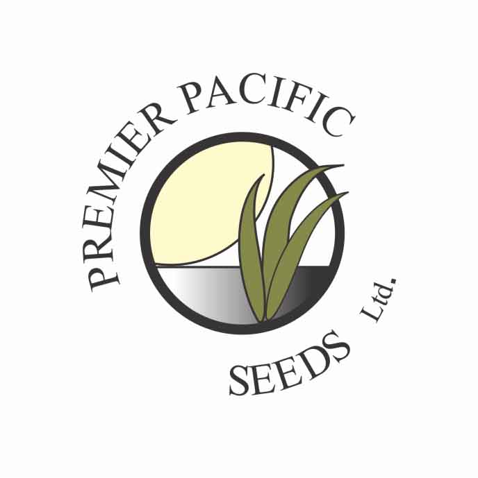Premier Pacific Seeds on white