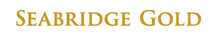 Seabridge gold color logo