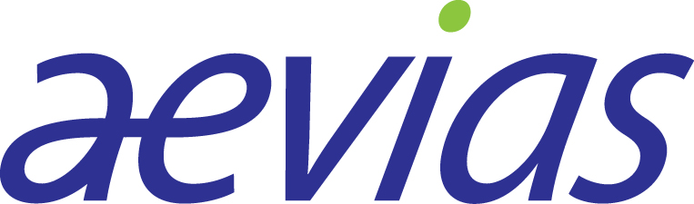 aevias_LOGO_Blue-Green-Dot
